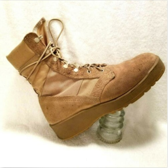 Us Army Mens Military Boots Hot Weather